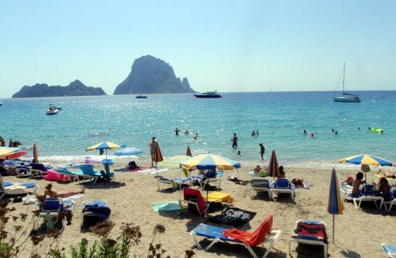 Ibiza, Cala Dhort